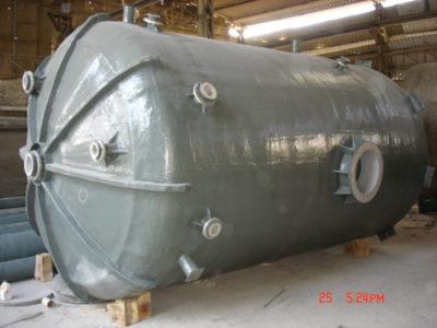 PVDF FRP 20M3 Chlorate Tank 02